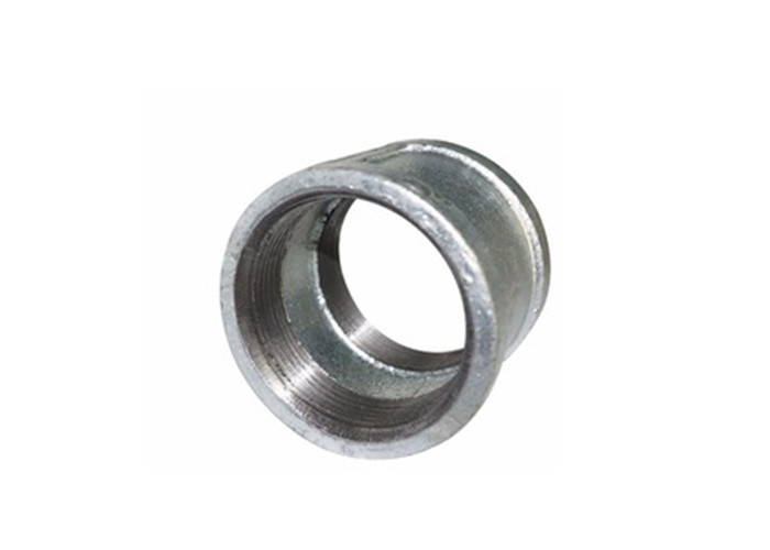 Spigot Pipe Fire Fighting Pipe Fittings , Forged Weld On Socket For Pipe Fireproof