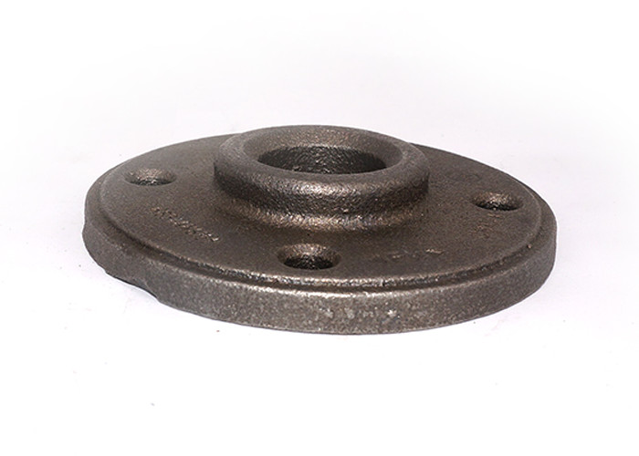 "Black Casting Malleable Iron Flange Size 1/2""-8""Round Head Code"